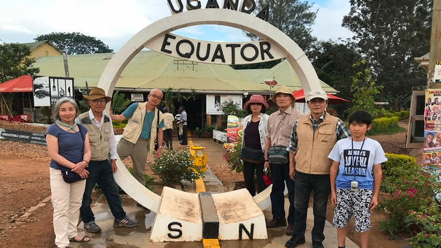 Gay Travel to Uganda