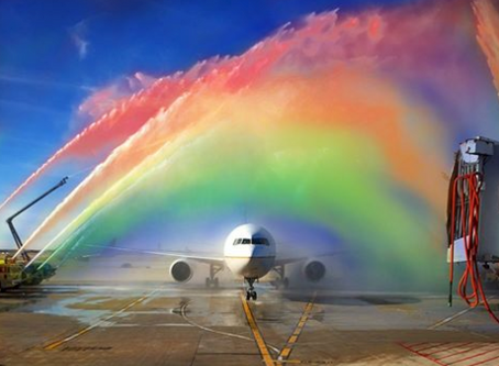 Jetting off to World Pride NYC