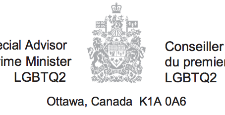 Congratulatory Message from the Government of Canada