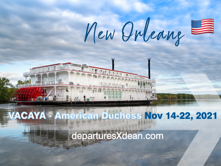 VACAYA New Orleans Cruise