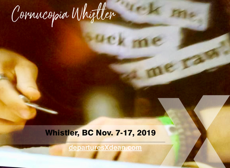 Cornucopia Whistler Ultimate Foodie Festival