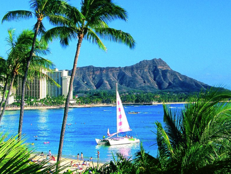 Hawai'i a destination focus