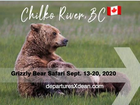 Explore BC - Grizzly Bear Safari