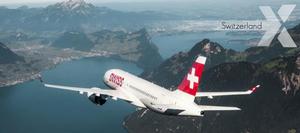 Swiss Air - Vegetarian Meals