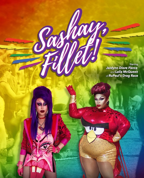 Sashay Fillet - Whistler Cornucopia Drag Race meets Top Chef