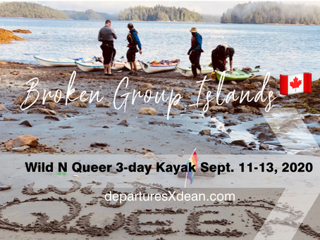 Wild N Queer Broken Group Islands