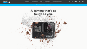 "alt=""robust camera go pro in water"""