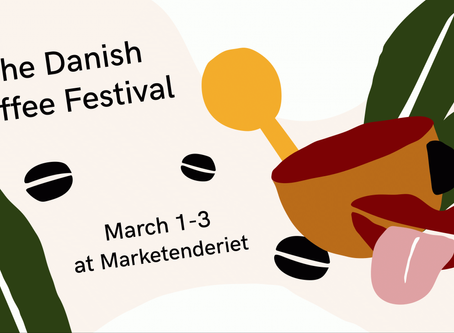 Billetter til Danish Coffee Festival 2019