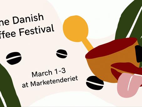 Billetter til Danish Coffee Festival 2019