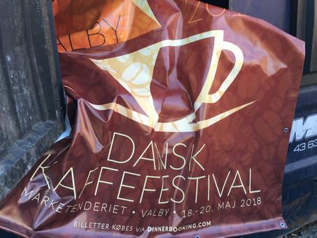 Dansk Kaffefestival 2018 – TAK!!
