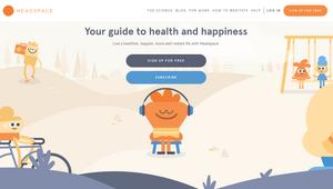 "alt=""illustration meditating to headspace app"">"