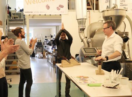 Danish Coffee Roasting Champion – Nobuaki Matsui