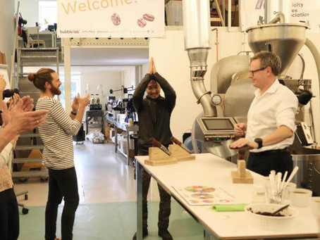 Danish Coffee Roasting Championship 2019