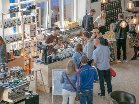 Dansk Kaffefestival 2018 – Vinderne