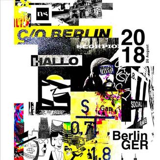 City poster series - BERLIN #1._._We had