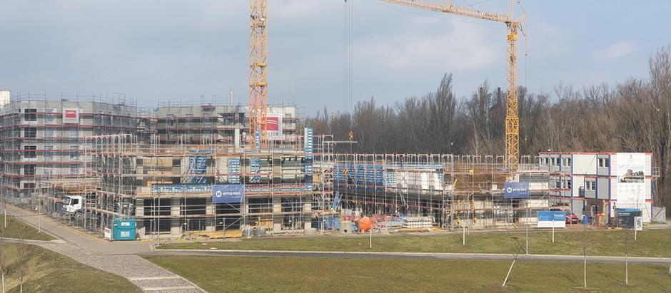Baufortschritt 07.03.2020