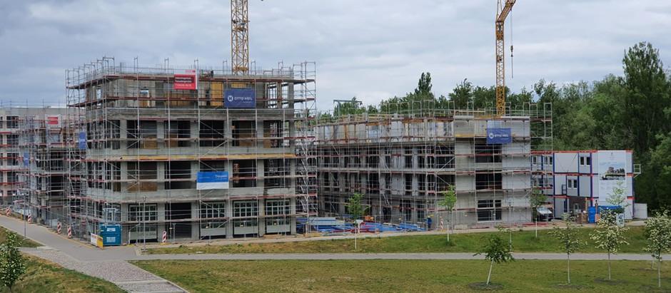 Baufortschritt 13.05.2020