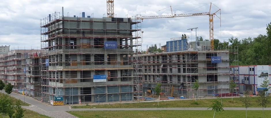 Baufortschritt 02.06.2020