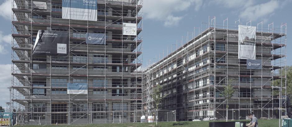 Baufortschritt 21.09.2020