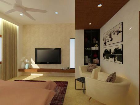 Hotel Studio Room Design!