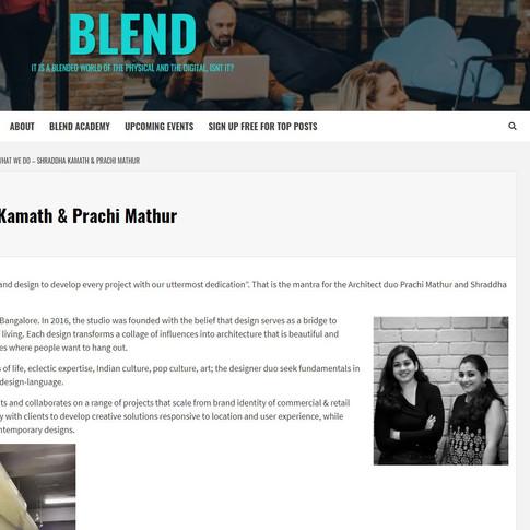 Blend | July 2019