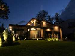Éclairage d'ambiance en complémentarité à la résidence