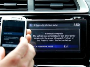 Honda Fit: how to pair your phone to your car in 9 Simple Steps.