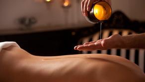 Medová detoxikačná liečivá masáž