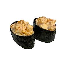 Гункани з лососем