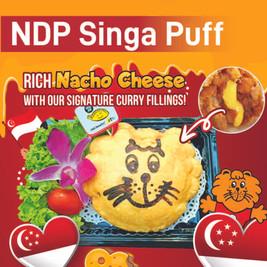 NDP Singa Puff