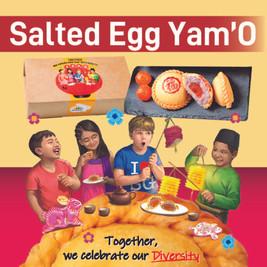 Salted Egg Yam' O