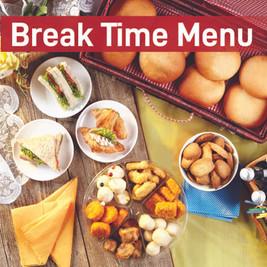 Break Time Menu