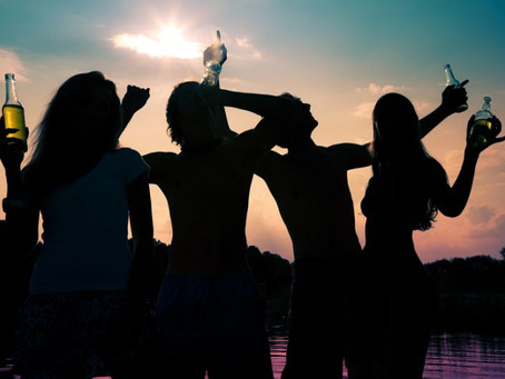 Summertime, How to Talk with Your Teens and Party Guidance