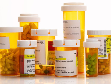 Commonly Used Prescription and Other Risky and Dangerous Drugs