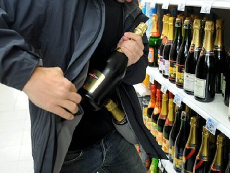 CVS Pharmacies And Other Stores Are Destinations That Provide Easy Access To Alcohol Through Shoplif