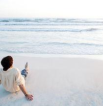海に見つめ