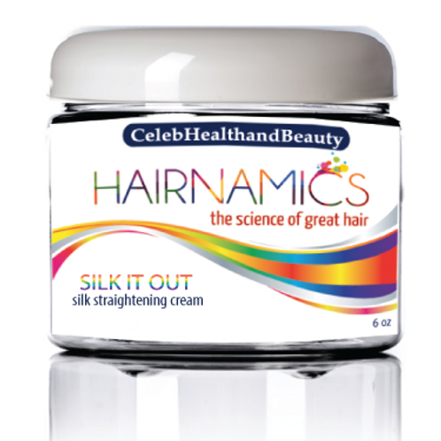 SILK IT OUT - Straightening Cream