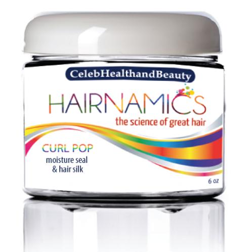 Hairnamics Curl Pop -Moisture Seal & Hair Silk