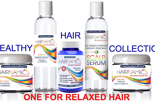 HEALTHY HAIR COLLECTION - RELAXED