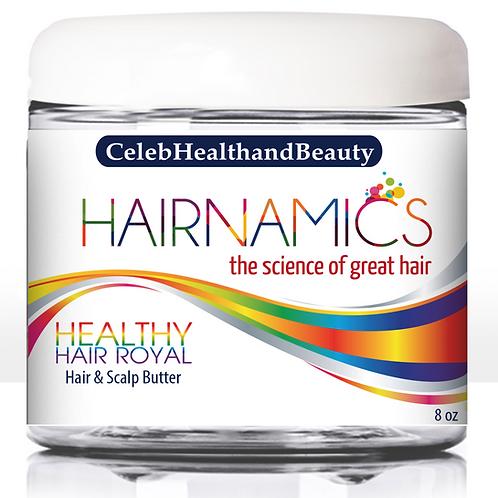 HEALTHY HAIR ROYALE - Hair & Scalp Butter