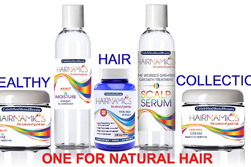 HEALTHY HAIR COLLECTION - NATURAL