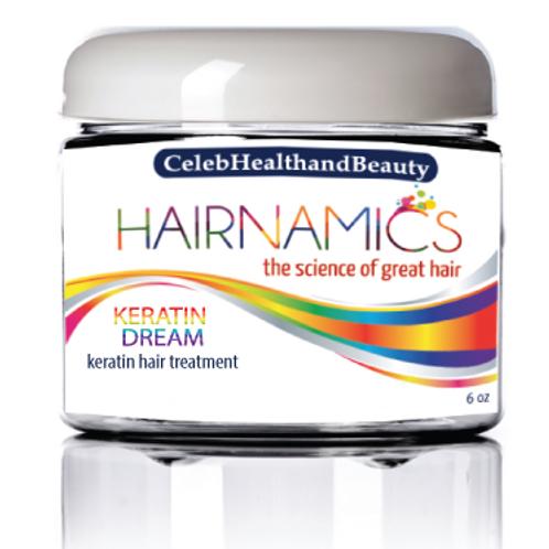 KERATIN DREAM – Keratin Hair Treatment