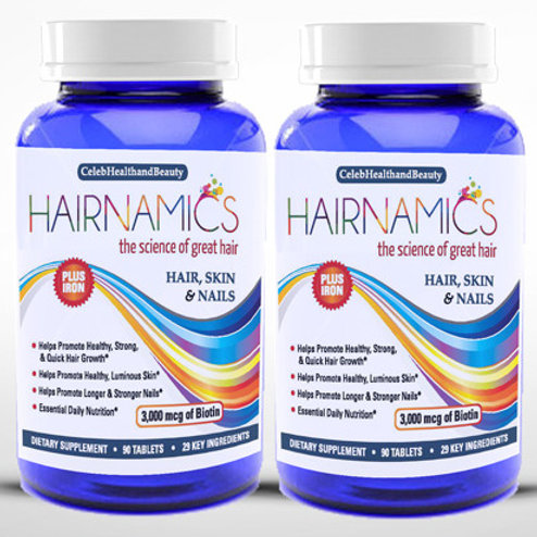 HAIRNAMICS 2 MONTH SUPPLY