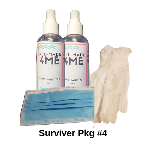 Survivor Pkg #4