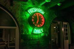Fresh Fish Neon Sign