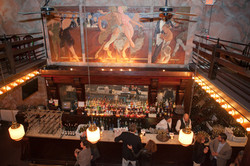 View of the Bar from the Mezzanine