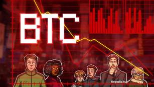 Szabadesésben a kriptopiac
