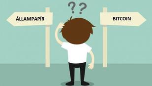Állampapír vagy Bitcoin?