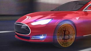 A Tesla másfél milliárd dollárért vett Bitcoint