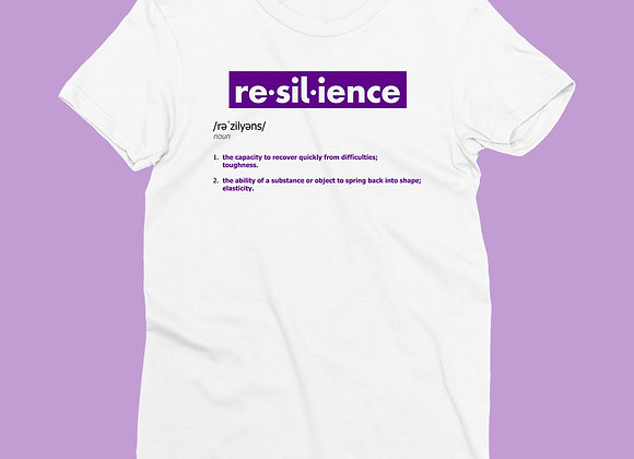 Resilience Definition T-Shirt